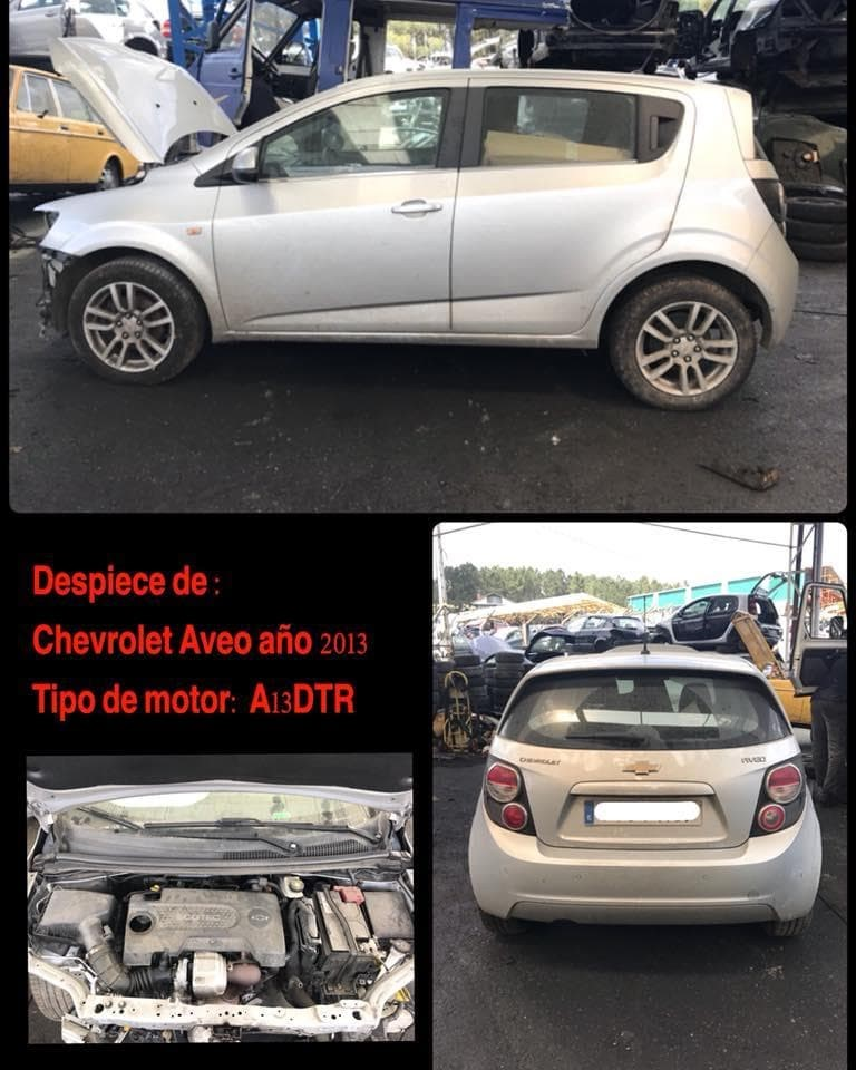 Foto 1 DESPIECE DE CHEVROLET AVEO