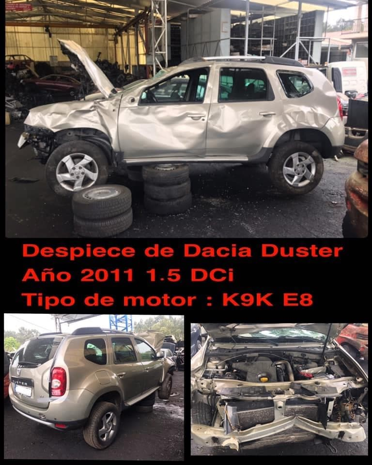 Foto 1 DESPIECE DE DACIA DUSTER