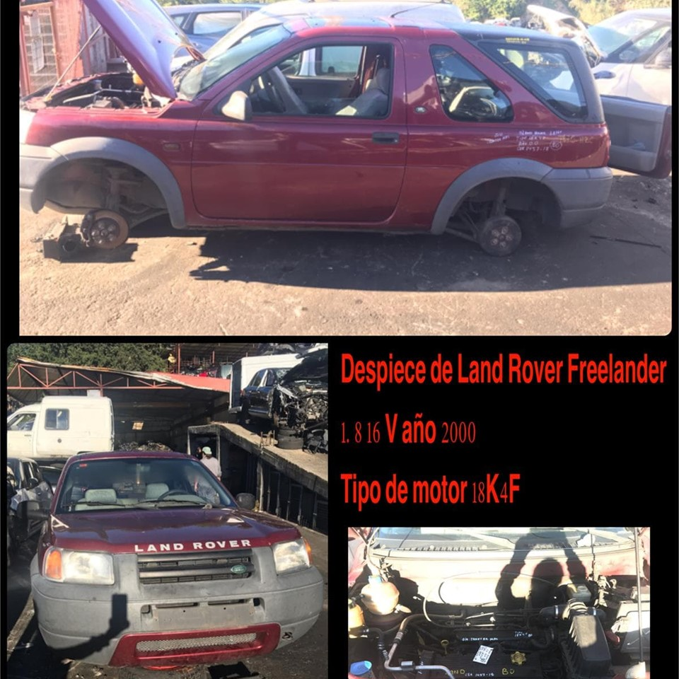 DESPIECE DE LAND ROVER FREELANDER