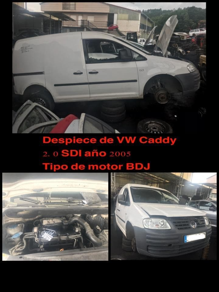 Foto 1 DESPIECE DE VW CADDY